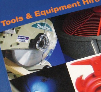 Brandon Tool Hire Catalogue